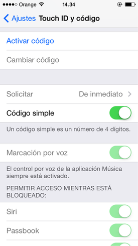 bloqueo iphone