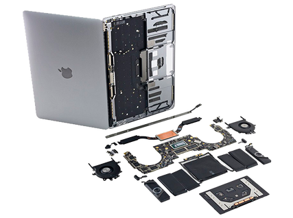 Reparación  de MacBook
