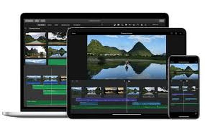 iMovie multidispositivo